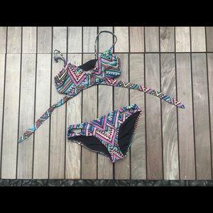 L*SPACE | Wrap Tie Bikini